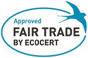 FAIR TRADE Approved BY ECOCERT