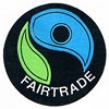 FAIRTRADE round sticker
