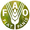 UN FAO - Food and Agriculture Organisation (logo)