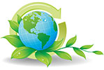 global green cycle (sweet pic, US)