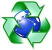 global recycling (West Coast, US)