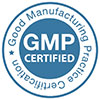 GMP Certification (blue)