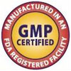 GMP certified facility