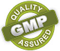 GMP QUALITY ASSURED