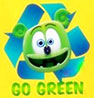 GO GREEN (mickey)
