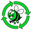 green bee recycling