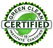 GREEN CLEAN INSTITUTE - CERTIFIED