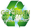 GO GREEN eco friendly GREEN CUSTOMS (KGH Group, SE)