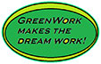 GREEN WORK MAKES THE DREAM WORK! (graph)