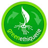 green ethiquette circulate  (FR)