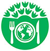 green [World] food (stock)