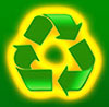 green gears / sun recycling