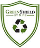 GREEN SHIELD BY M.P.E.