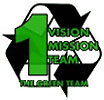 1 VISION 1 MISSION 1 TEAM - The Green Team (rec., local, US)