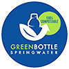 GREEN BOTTLE SPRINGWATER 100% COMPOSTABLE (Ca, US)