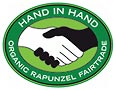 HAND IN HAND - Organic Rapunzel Fairtrade