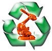 industrial robot recycling