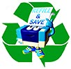 ink cartridges refill & save
