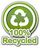 [innovative] 100% Recycled (seal)