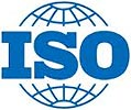ISO - official logo s. 1947