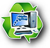 IT computer recycle