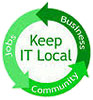 Keep IT Local_(cycle: Jobs - Business - Community)