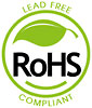 LEAD FREE RoHS COMPLIANT (green)