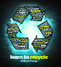 learn to recycle - time to change