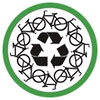 let's recycle bicycles