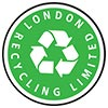 LONDON RECYCLING LIMITED (green stamp)