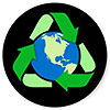 lonely earth recycling