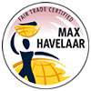 MAX HAVELAAR FAIR TRADE CERTIFIED