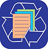 mixed paper recycling (edu, US)