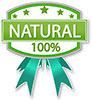 NATURAL 100% (commercial ecolabel)