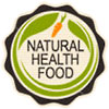 NATURAL HEALTH FOOD (stock seal)
