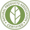 Natural Products Association Certified (US)