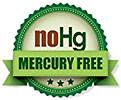 no Hg - MERCURY FREE (stock)