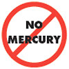 NO MERCURY (red-ban)