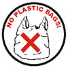 NO PLASTIC BAGS! (US)