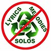 no recycle music (LYRICS - MELODIES - SOLOS)