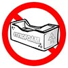 NO styrofoam (US)