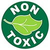 NON TOXIC (green leaf)