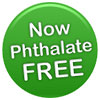Now Phthalate FREE