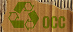 recycling OCC [Old Corrugated Cardboard], (US)