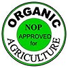 ORGANIC AGRICULTURE - NOP APPROVED for (US)