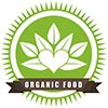 ORGANIC FOOD (stock seal)