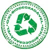 OXI-BIOEGRADAVEL (green stamp)