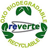OXO BIODEGRADABLE RECYCLABLE reverte
