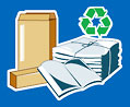 paper / cardboard recycling