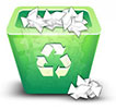 paper re-bin (green ps-zone)